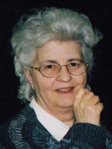 Zuster Sheila Wood-Hudd