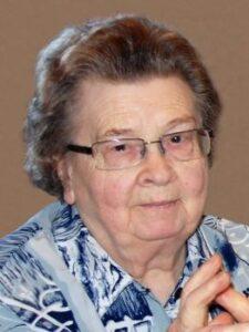 Zuster Marie-Renee - Rouwcenter Ivo Ceulemans